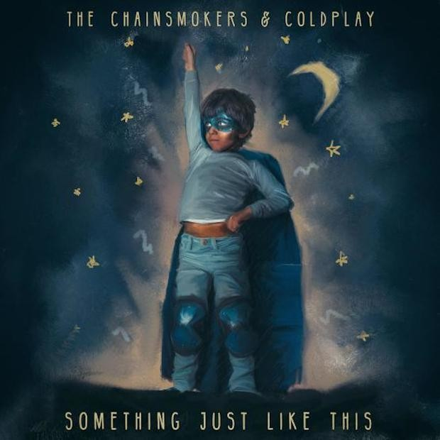 coldplay, something just like this, the chainsmoker, news, sheet music, piano notes, chords, billboard hot 100, mtv, vh1